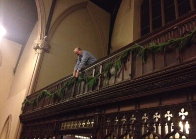 Greening The Church