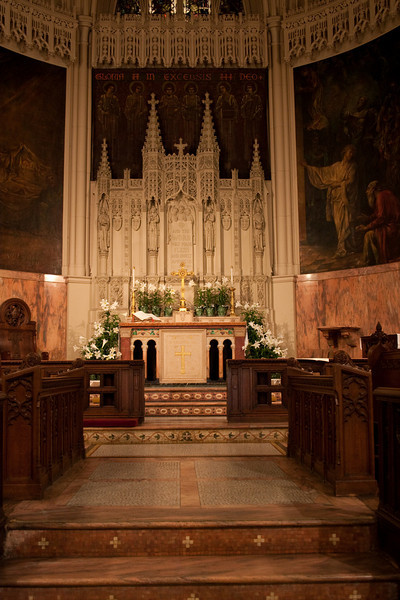 Altar and Chancel