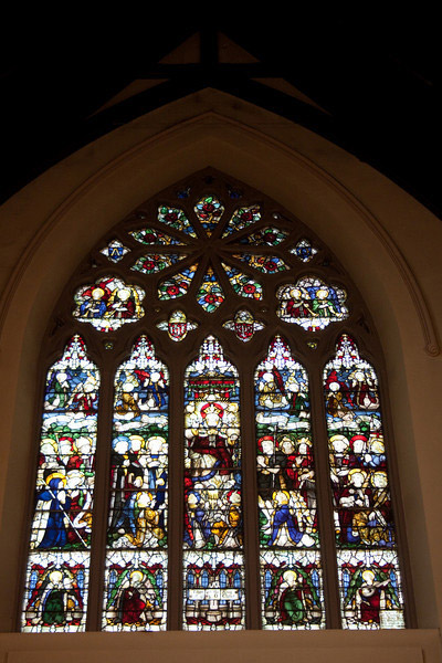 Church of the Incarnation Great West Window