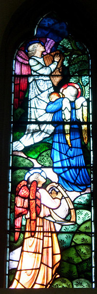 Church of the Incarnation Infant Children window